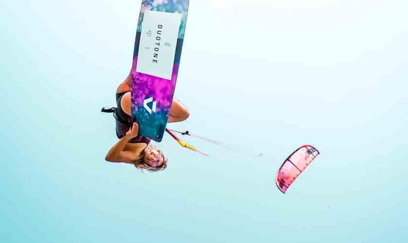 kitesurf brésil