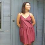 La robe Mickaëlle – 2