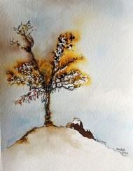 L'arbre sacré, Olkhon