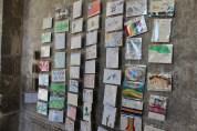 Les dessins d'enfants et d'adultes voyagent et s'échangent autour du monde