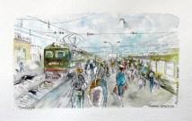 En gare de Laroslav
