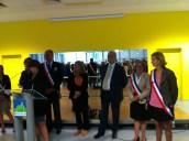 Inauguration de la bibliothèque-ludothèque de Mouvaux