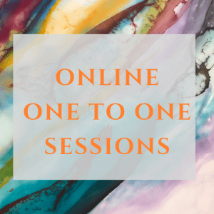Online one to one private sessions