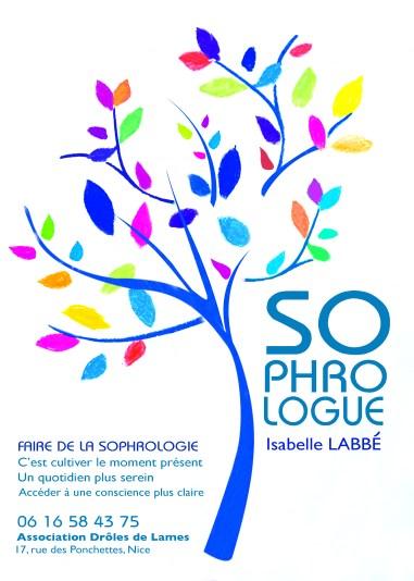 Affiche Isabelle Labbé