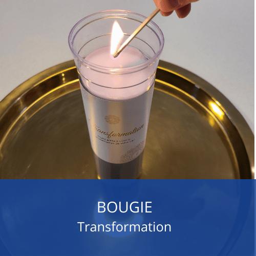 bougie transformation