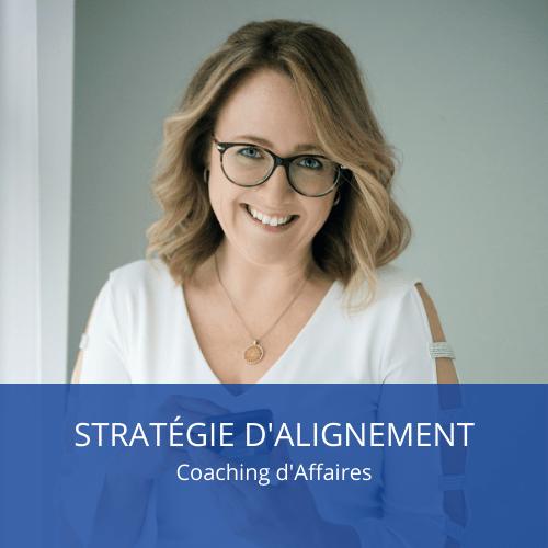 Stratégie d'Alignement Coaching d'Affaires
