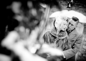Cristina & Joshua. Calgary, Alberta– A Quebec City intimate wedding celebrated on January 31st, 2015
