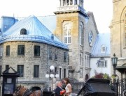 Autumn wedding Quebec City