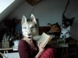 loup lisant