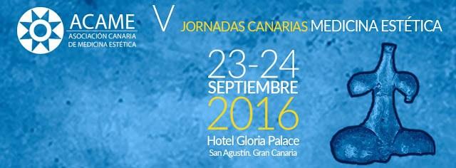 V Jornadas Canarias de ACAME 2016