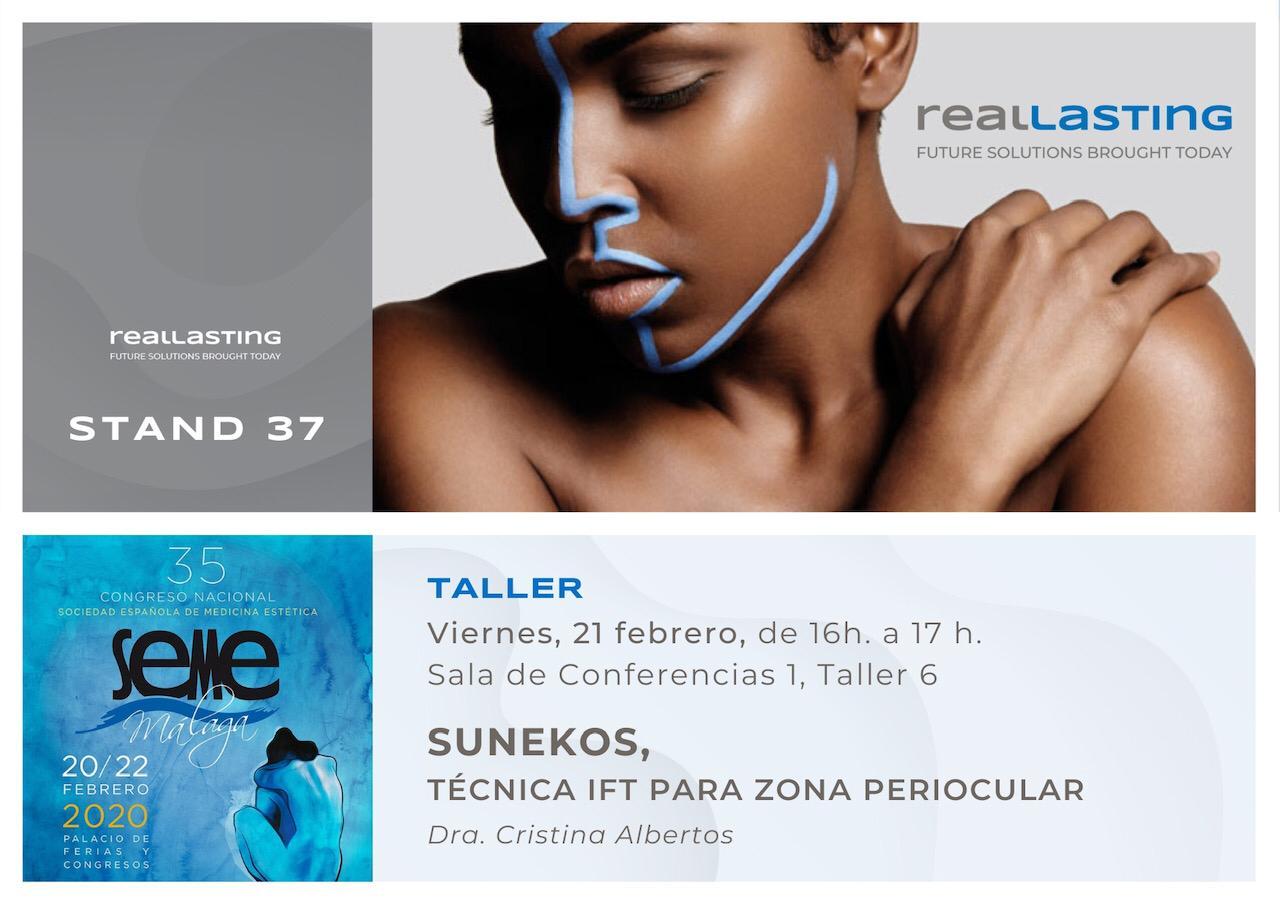 Hoy comienza la 35ª Edición del Congreso de la Sociedad Española de Medicina Estética