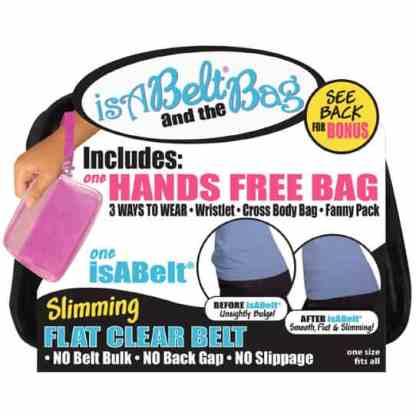 isABelt & the Bag - Belt Bag Duo