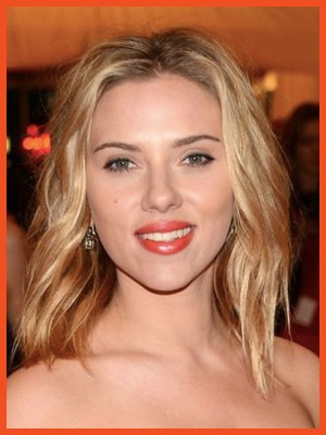 Scarlett Johansson - Celebrities