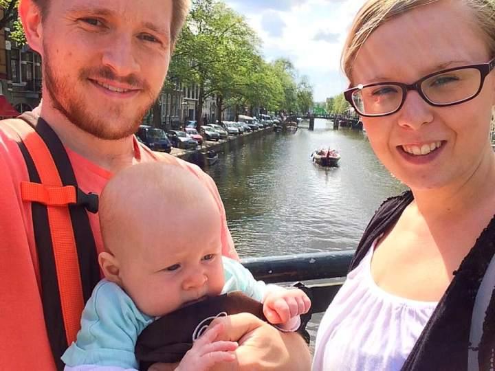 UK Road Trip Day Five: Amsterdam