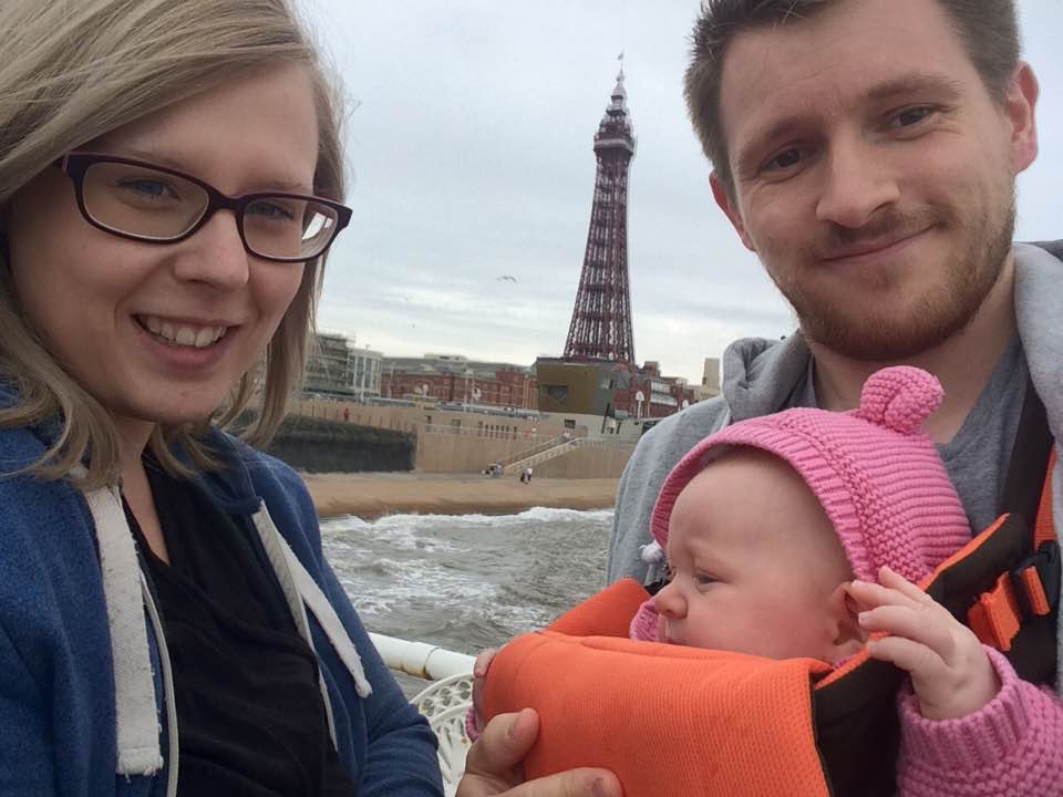 UK Road Trip Day Two: Blackpool