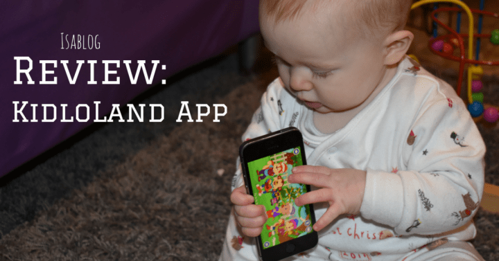 Review: KidloLand App