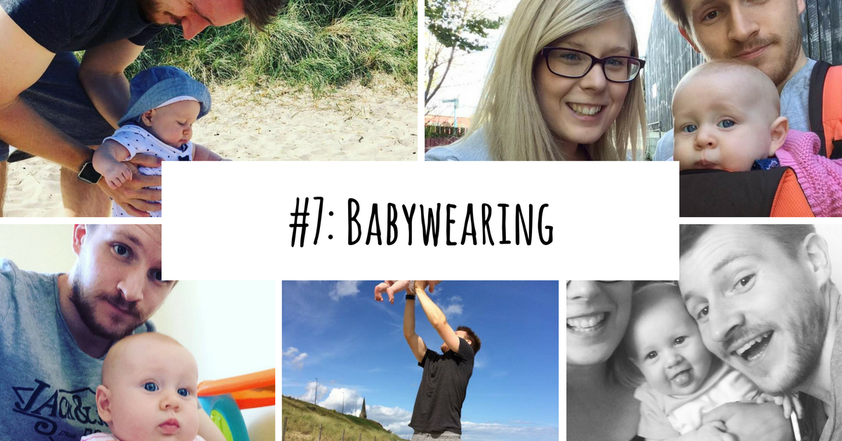 How Babywearing Might Help with Postnatal Depression