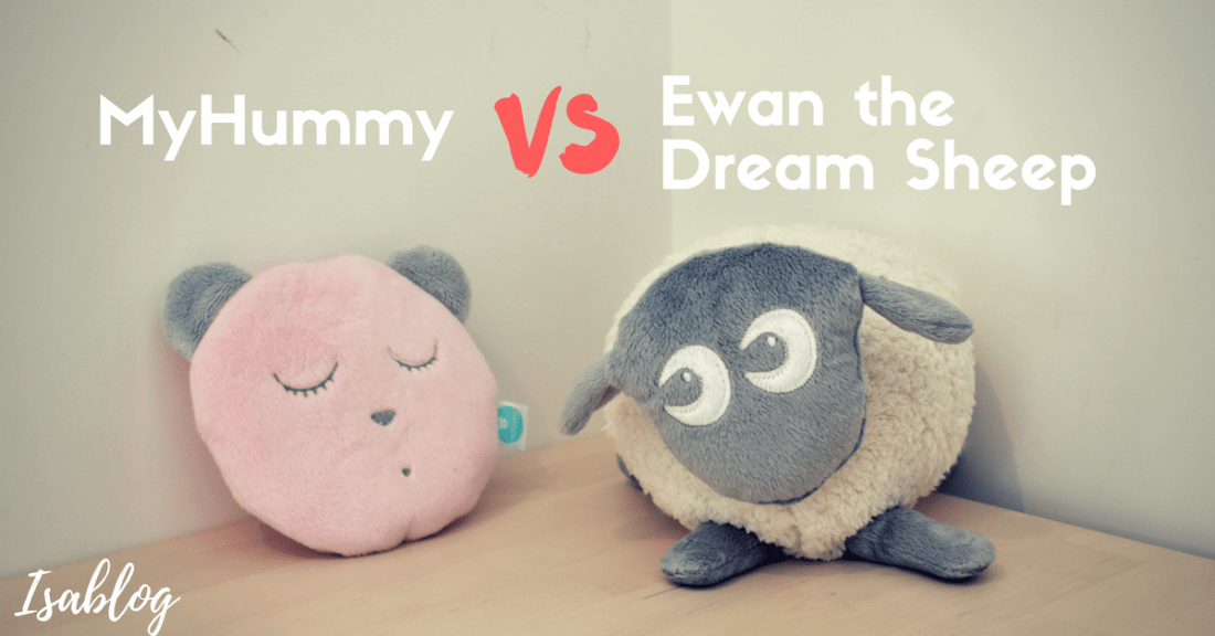 Ewan the Dream Sheep or MyHummy – Review of Which One to Buy