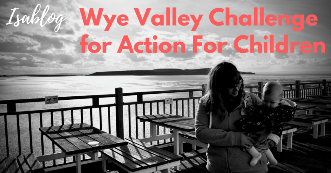 The wye Valley challenge for Action for Children