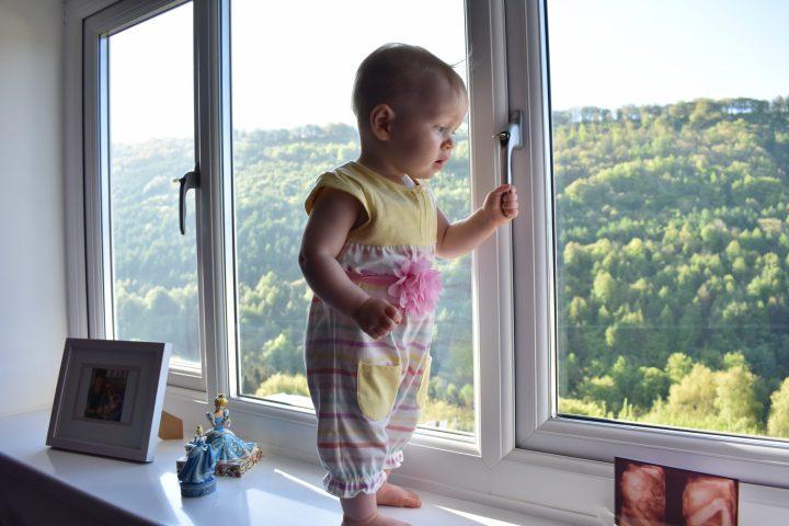 #MySundayPhoto – Three Versions of the Same Baby