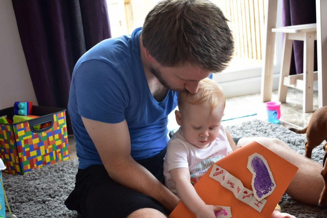 The Day That Kicked Started My Recovery: One Year on From My First Father's Day