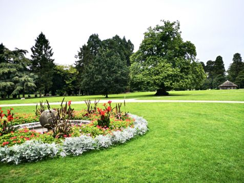 Grounds at Tredegar Park