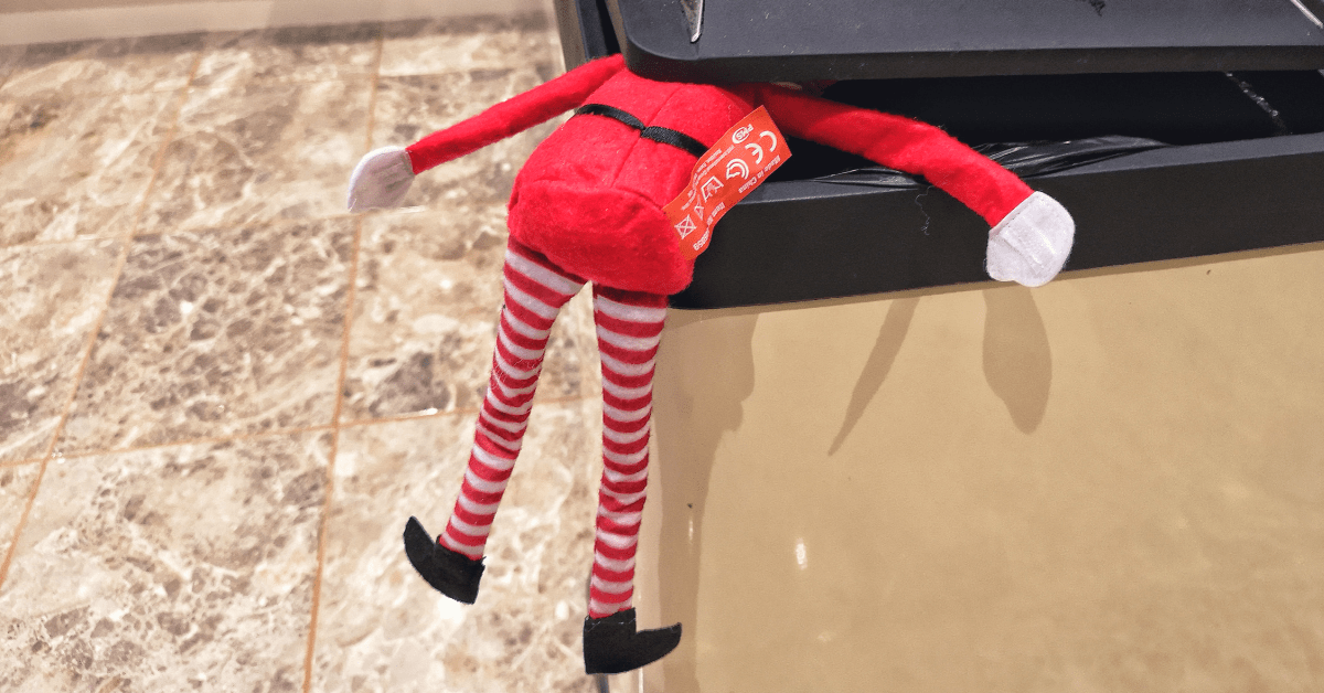 5 Reasons Why We're Not Doing Elf on the Shelf