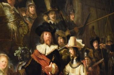 Nightwatch by Rembrandt