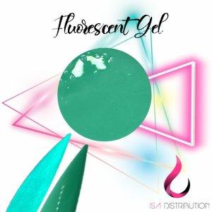 fluorescent gel