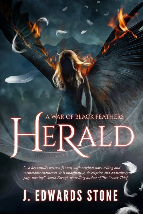 Indie Book Review: Herald by J. Edwards Stone