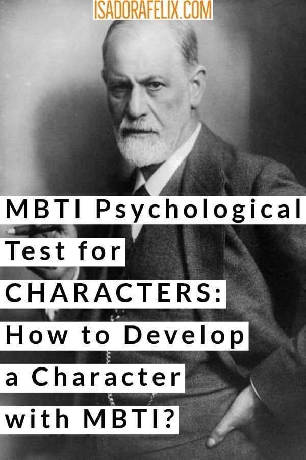 MBTI For Characters: What is MBTI and How it Can Help Character Development