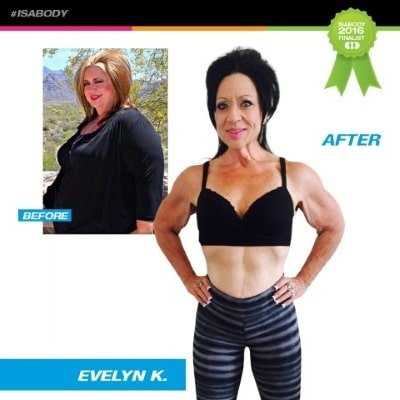 IsaBody Challenge Evelyn K