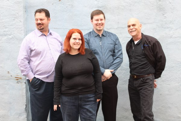 Danny, Rachel, Zach, and Mark