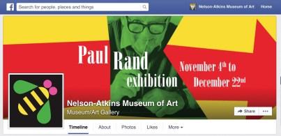 Paul Rand Fbook Screenshot