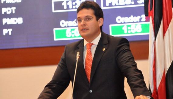 Alexandre Almeida é deputado estadual pelo PSDB (Foto: Divulgação)