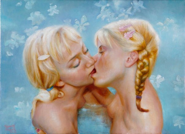 Narcissus: First Kiss