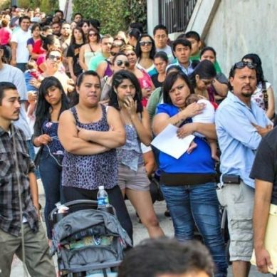 Immigrants Scramble for the US Border Before Election