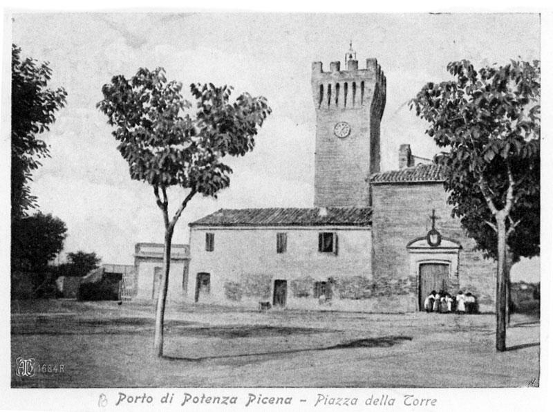 La Chiesa di S. Anna agli inizi del Novecent