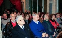 Il numeroso pubblico presente alla serata del concerto. Foto di Aido Consolani.