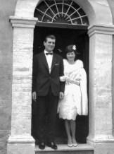Luigi Belluccì e moglie