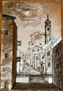 Lavoro eseguito da Gisueppe Riccobelli. Foto Mario Barbera Borroni.