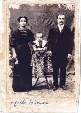 Principi Giovanni, Igino e Filomena