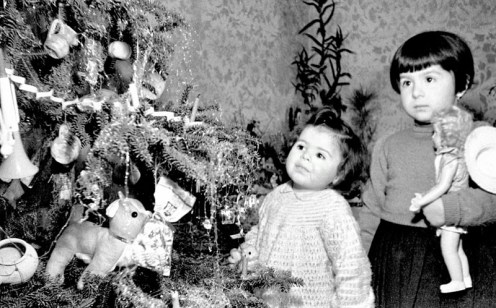 Le sorelle Gianna e Franca Ciuccarelli.