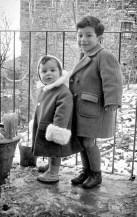 I fratelli Mario e Roberto Carlocchia.