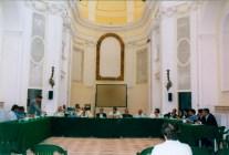 18 Giugno 2005 Consiglio Comunale straordinario presso l'Auditorium Ferdinando Scarfiotti. Foto di Angelo Bongelli.