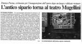 Il Corrirere Adriatico - cronaca locale - del 20/11/2006.
