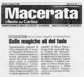 Il Resto del Carlino - cronaca locale del 17/11/2006.