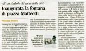 Corriere Adriatico - cronaca locale - 3 Aprile 2009.