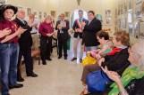 Cerimonia del 18-6-2016 presso l'abitazione della famiglia Asciutti. Foto Sergio Ceccotti.