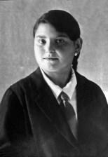 Poldori Ottavia sorella di Araldo - Archivio Storico Comunale Potenza Picena.